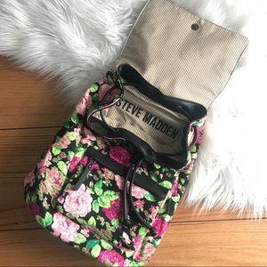 Steve Madden floral backpack 🌸